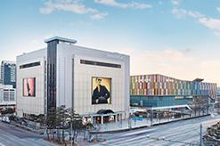 Sinsaegae Mall In Kwang Ju